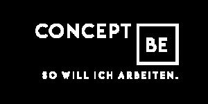 conceptBE-Logo-weiss